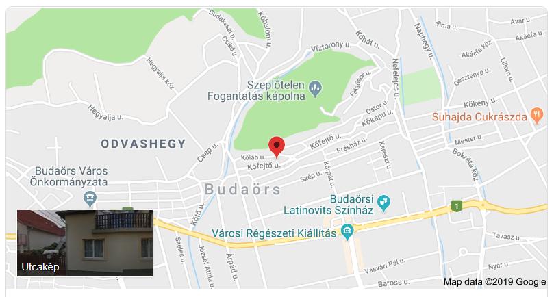Élet-Hossz Idősek Otthona, 2040 Budaörs, Kőfejtő u. 30-32. (6-8.)